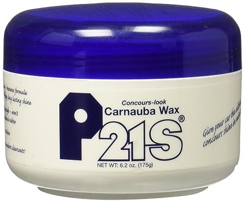 P21S 12700W Carnauba Wax