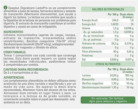 Epaplus Complemento Alimenticio Que Ayuda A Metabolizar La ...