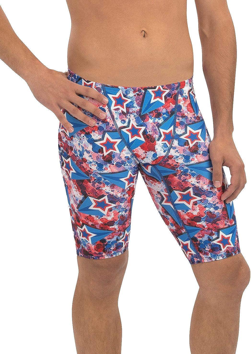 Dolfin Men's Uglies Prints Jammer Swimsuit