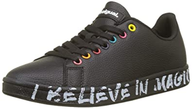 Desigual Womens Shoes_Cosmic Candy Low-Top Sneakers