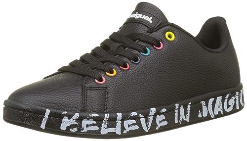 Desigual Shoes_Cosmic Candy, Zapatillas para Mujer: Amazon.es: Zapatos y complementos
