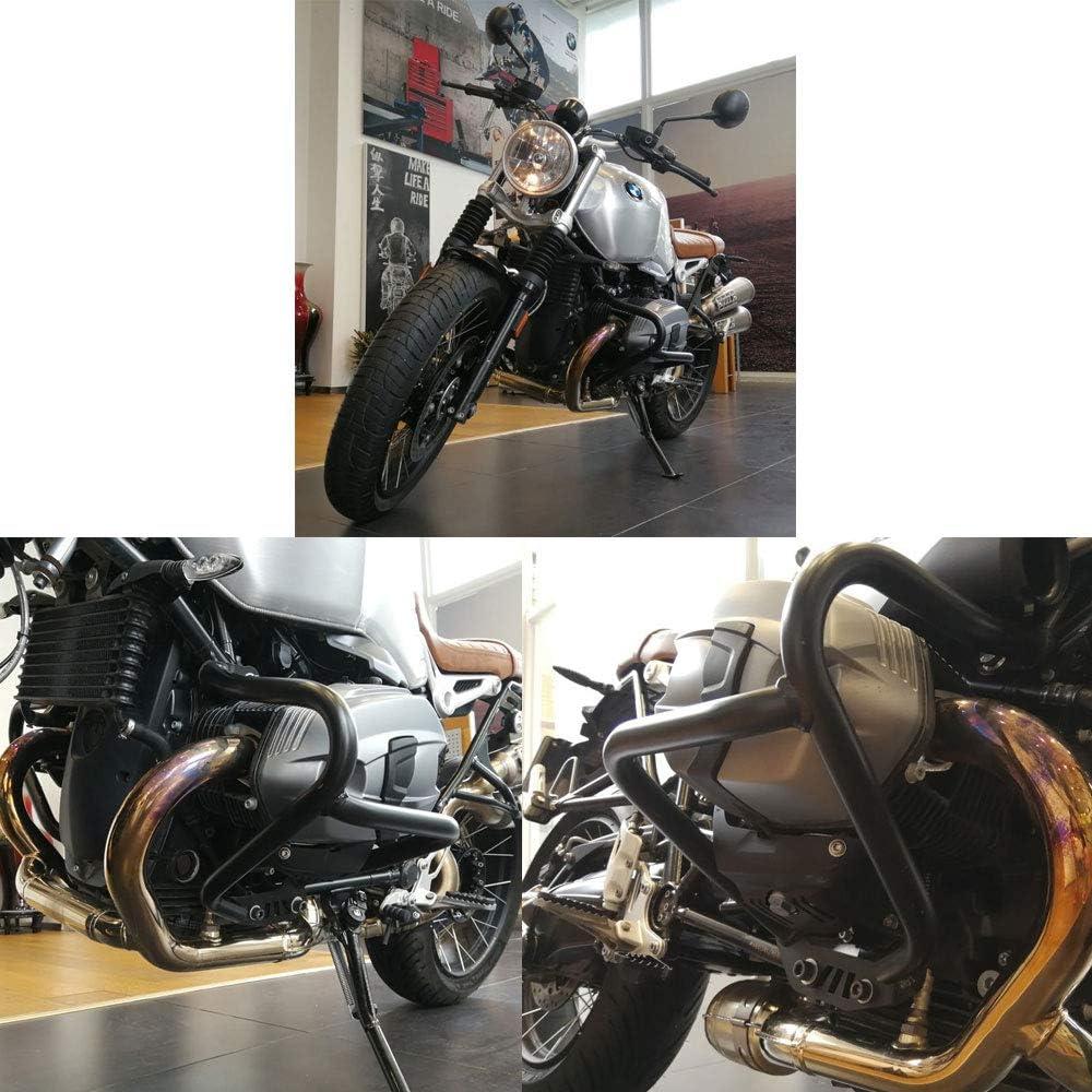 Motorcycle Crash Bar Engine Guard Frame Pritection For BMW R NINET 2014-2020 For BMW R NINET //5 For BMW R NINET Pure For BMW R NINET Racer For BMW R nineT Scrambler For BMW R nineT Urban G//S