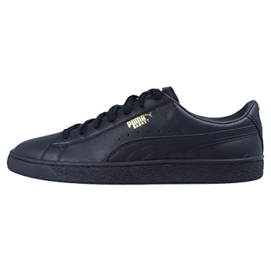 3cf9b31980a Puma Unisex Adults Basket Classic Lfs Low-Top Trainers  Amazon.co.uk  Shoes    Bags