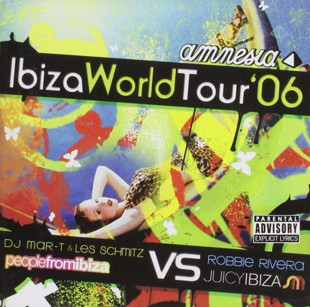 Ibiza World Tour 06 - Ibiza World Tour 2006 - Amazon.com Music