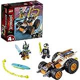 LEGO Ninjago 71706 Cole's Speeder Car Building Kit (52 Pieces)