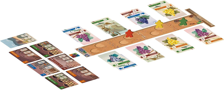 Devir - Juego La Viña Edición Española (8436017228236): Amazon.es: Juguetes y juegos