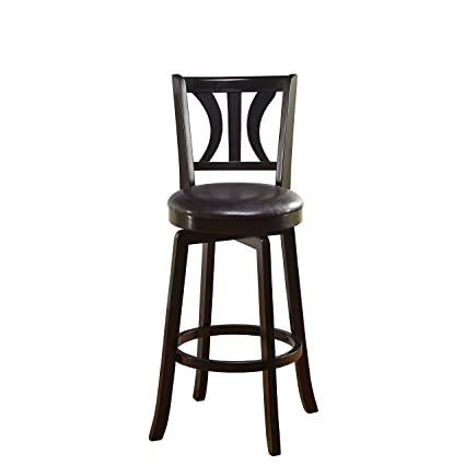 Enjoyable Amazon Com Target Marketing Systems 51030Blk Houston Swivel Pdpeps Interior Chair Design Pdpepsorg