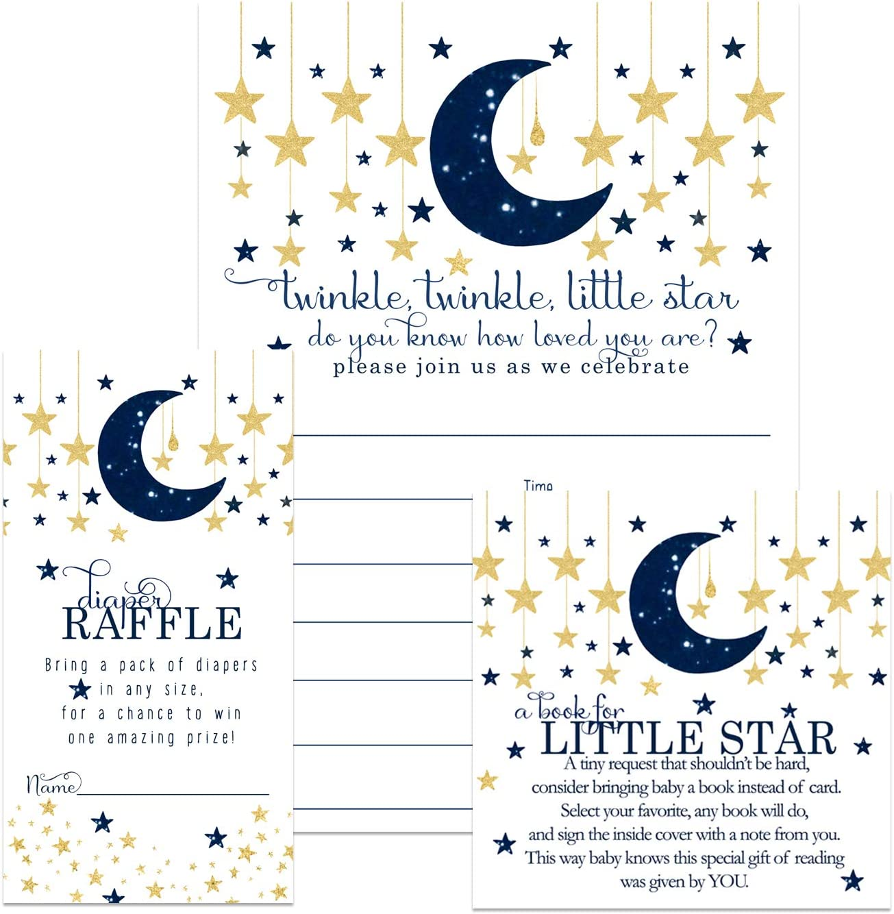 Baby Shower Blue Diaper Invitation Baby Shower Invitation Diaper Invitation Cards New Baby Announcement Cards