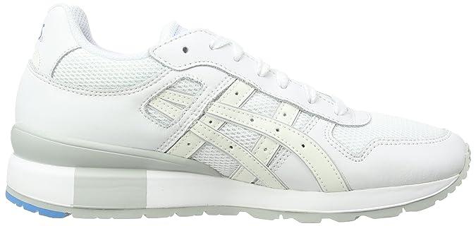 Asics GT-II, Unisex-Erwachsene Laufschuhe Training, Weiß (White/White 101),  41.5 EU: Amazon.de: Schuhe & Handtaschen