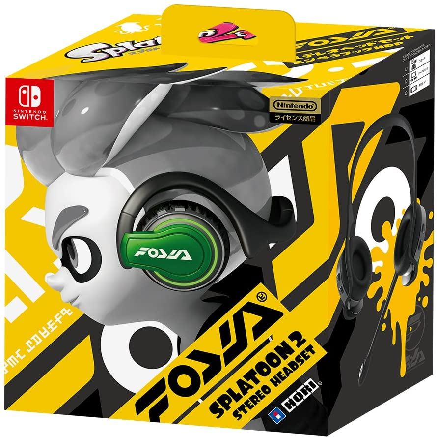Nintendo Switch Only) Auriculares estéreo empera gancho HDP para ...