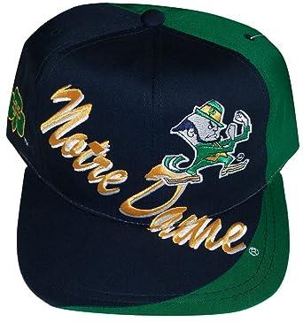 8727f16104dc9 real vintage notre dame hat ab3b8 01c4d