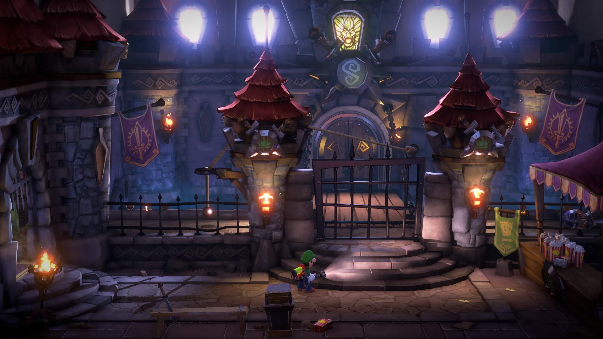 Luigi's Mansion 3 Standard Edition - Nintendo Switch by Nintendo (Image #8)
