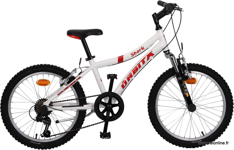 Orbita-Bicicleta de montaña para niño 20