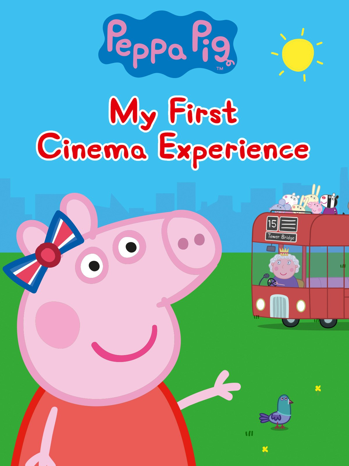 Amazon co uk: Watch Peppa Pig: My First Cinema Experience | Prime Video