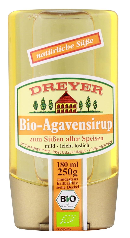 Dreyer - Agavensirup - 250 GR: Amazon.de: Lebensmittel & Getränke