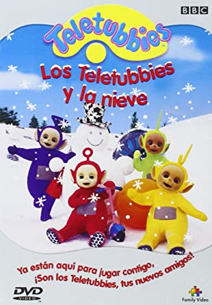 Teletubbies 9 Los Teletubbies Y La Nieve [Import espagnol]