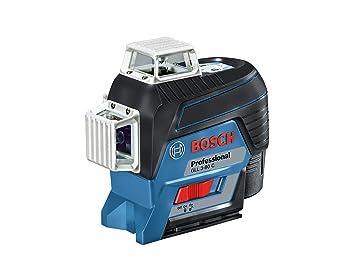 Laser Entfernungsmesser Linienlaser : Bosch professional linienlaser gll 3 80 c 4x aa batterien 12 volt
