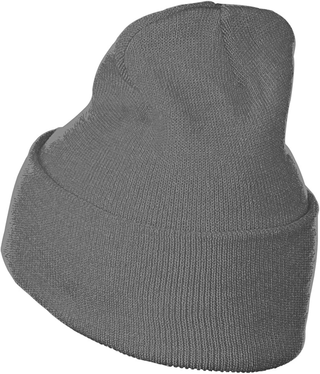 SLADDD1 Bobsleigh Warm Winter Hat Knit Beanie Skull Cap Cuff Beanie Hat Winter Hats for Men /& Women Deep Heather