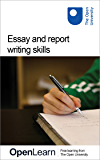 Essay and report writing skills (English Edition)