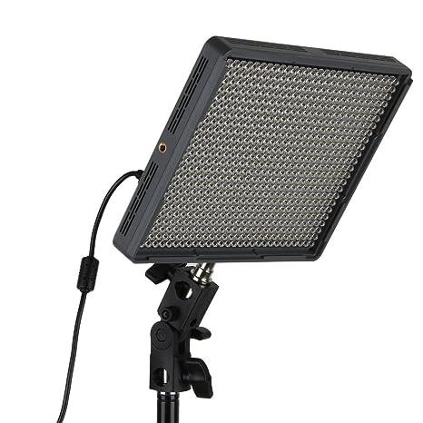 Aputure Amaran 672S LED Studio Vídeo lámpara de luz de iluminación ...