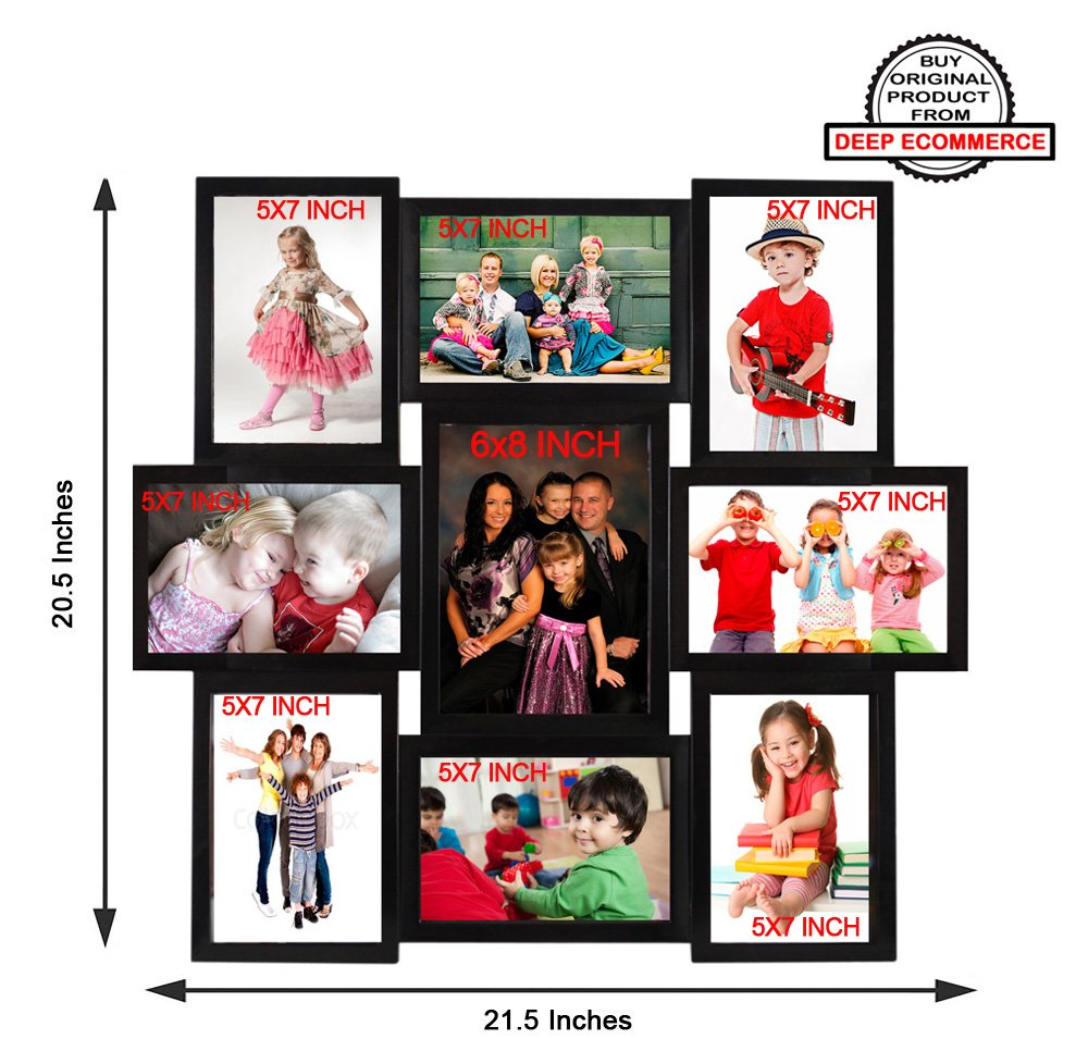 8 picture collage frame choice image craft decoration ideas 4x4 picture collage frame choice image craft decoration ideas buy deep large 9 photos collage photo jeuxipadfo Image collections