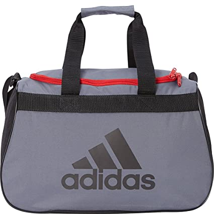 835153bf24 adidas Limited Edition Diablo Small Duffel Gym Bag in Bold Colors -  (Onix/Black/Scarlet): Amazon.ca: Home & Kitchen