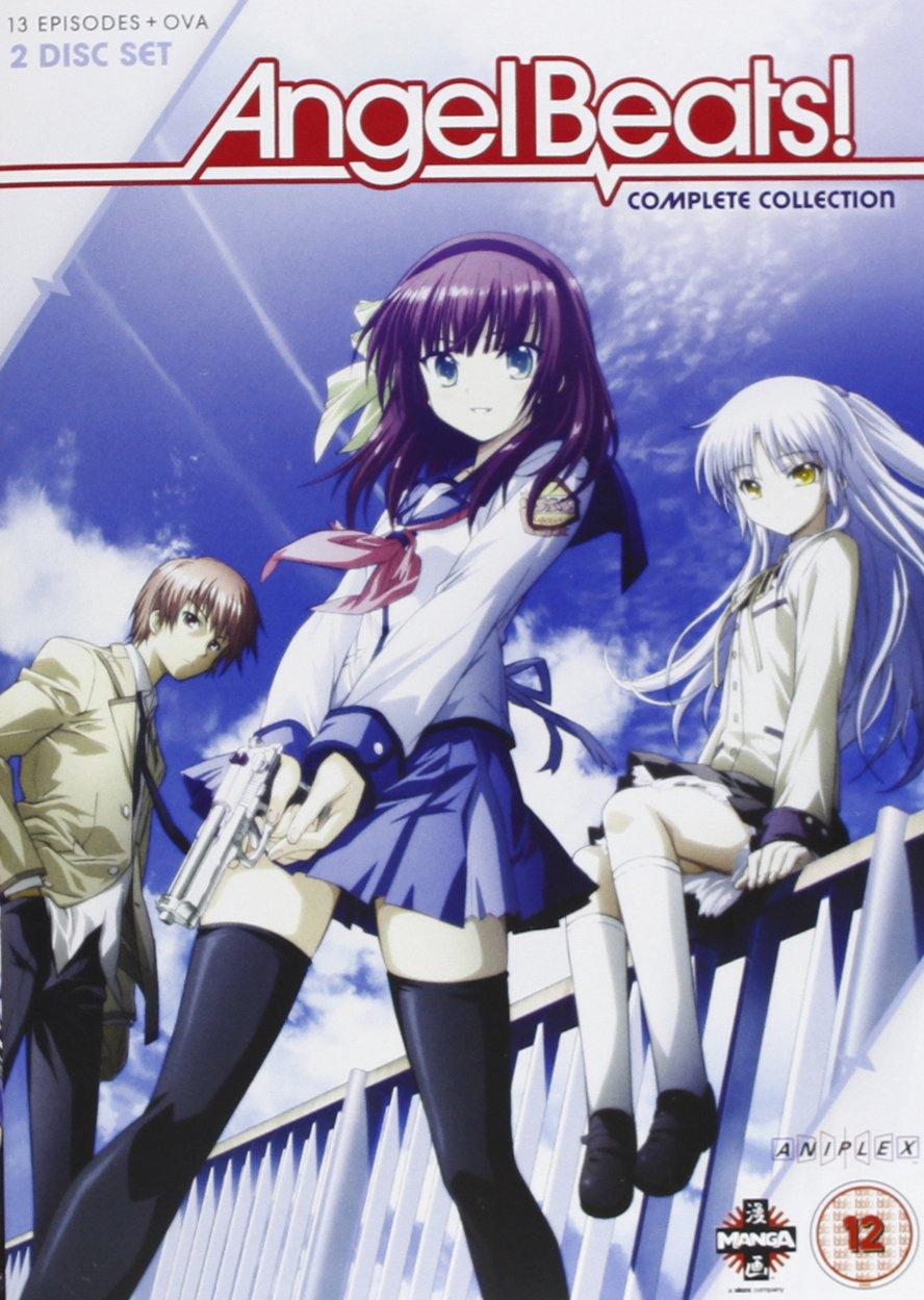 エンジェルビーツ 11 Change The World Anime Collection