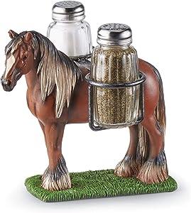 Horse Salt & Pepper Shaker