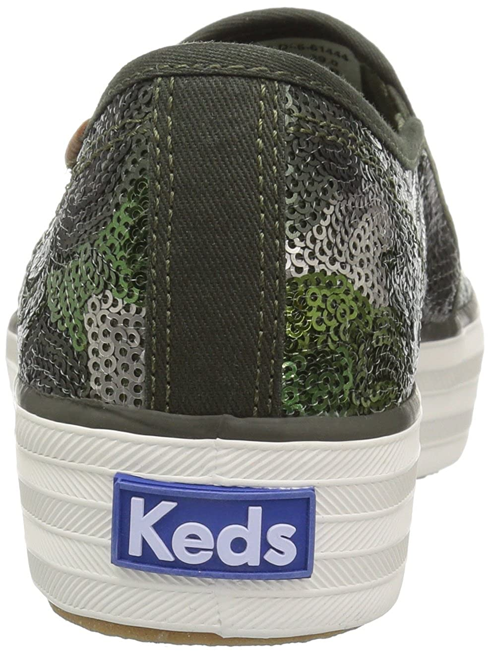 44ca9cf5501a7 Keds Women's Triple Decker Camo Sequin Fashion Sneaker: Buy Online at Low  Prices in India - Amazon.in