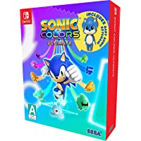 Sonic Colors Ultimate - Standard Edition - Nintendo Switch