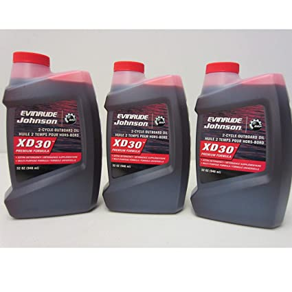 Johnson Evinrude XD 30 2-Cycle Oil 32oz