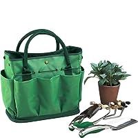 Garden Tote Bag Gardening Tool Storage Holder Oxford Bags Organizer Tote Lawn Yard Carrier