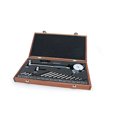 Powerhouse Products COMP Cams POW351075 2 in 1 Dial Bore Gage Combo Tool (): Automotive