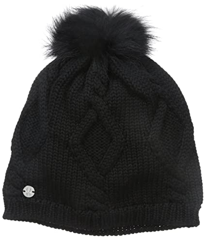 Amazon.com   Spyder Women s Knit Wit Hat 50a5468e2