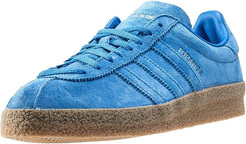 adidas Shoes – Topanga blue/blue