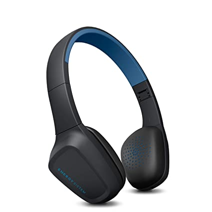 Energy Sistem Headphones 3 Bluetooth Blue - Auriculares (Control por Voz, Audio-In