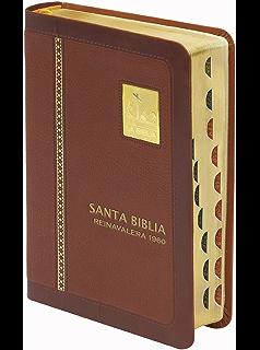 SANTA BIBLIA: Reina-Valera 1909 (Spanish Edition)