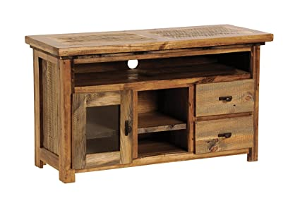 Amazon.com: Mountain Woods Muebles el centro de Wyoming ...