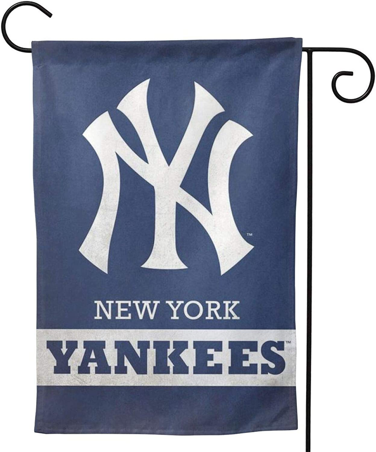 Stockdale New York Yankees Garden Flag Sturdy Flags 12.5