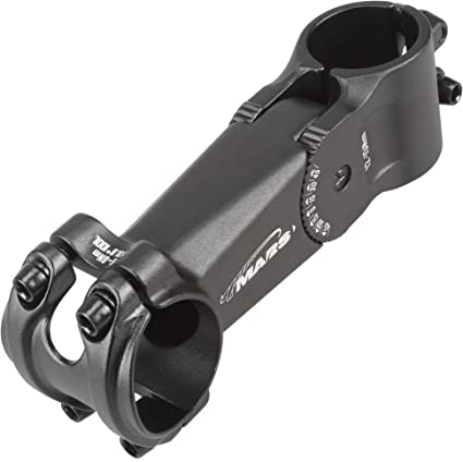 Bicycle Mountain Bike Aluminium Alloy Handlebar Stem 28.6*31.8mm MTB BMX