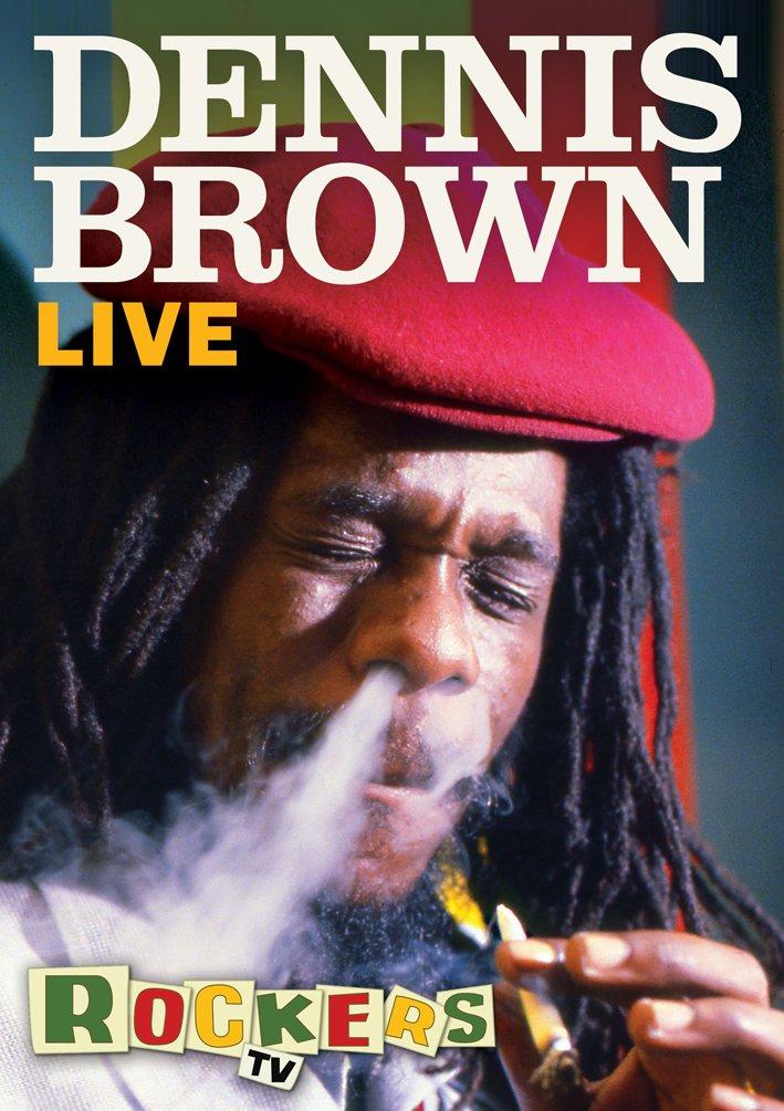 Brown, Dennis - Live Rockers TV