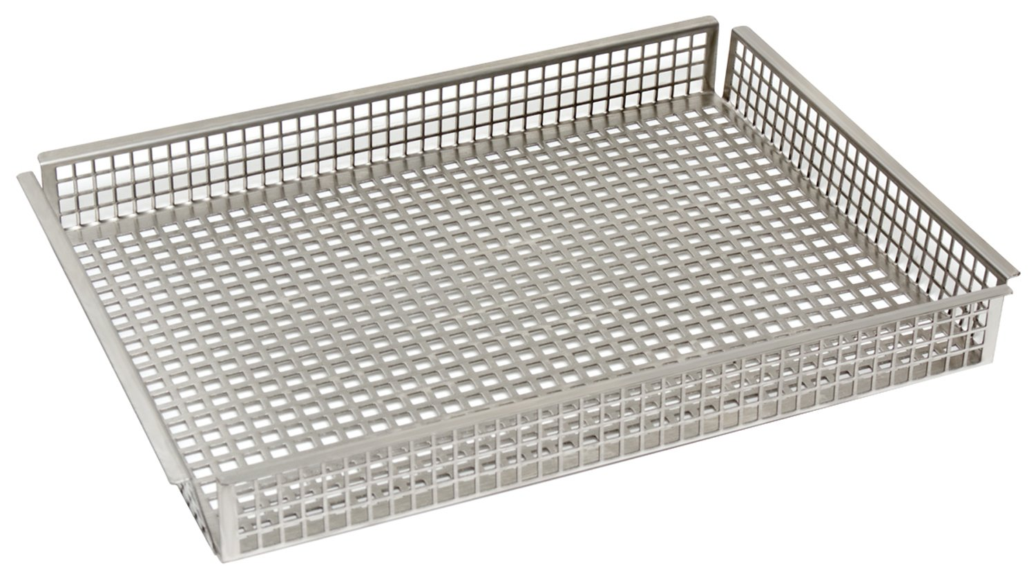 Cadco COB-Q Quarter Size Oven Basket, Stainless
