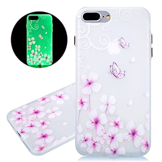 4 opinioni per ISAKEN Custodia iPhone 7 Plus- Cover iPhone 7 Plus- Fashion Agganciabile