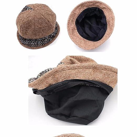 SAIBANGZI Hat Mujer Moda Cap Hat Sombrero Del Pescador 593e7fde685