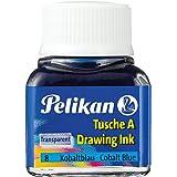 Pelikan encre de chine - bleu cobalt - 10ml