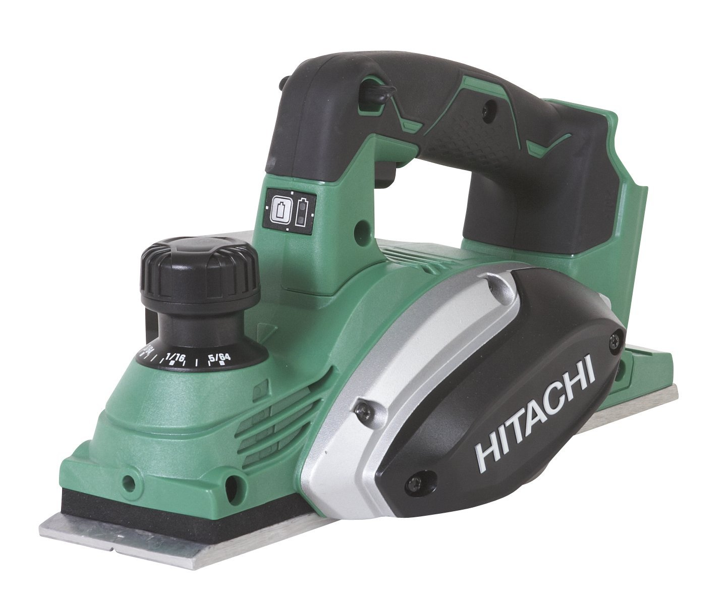 Hitachi P18DSLP4 18-Volt Cordless Lithium-Ion 3-1/4-Inch Handheld Planer with Lifetime Tool Warranty (Tool Only, No Battery)
