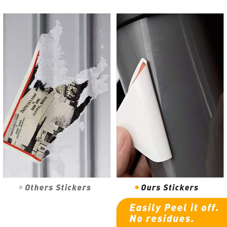 Mizzuco Vinyl Stickers Waterproof Graffiti Stickers 60 Pieces for Teens Girls Laptop Bumper Helmet Ipad Car Luggage Water Bottle (EM53)