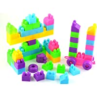 Days Off Building Blocks DIY Toy Building Bricks for Kids