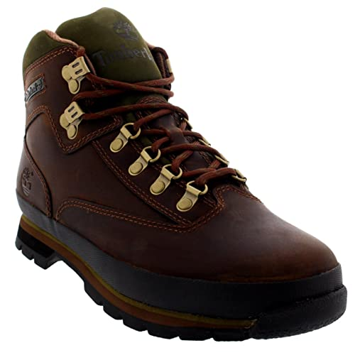 7f9013c6d6f Timberland Mens Heritage Euro Hiker Leather Lace Up Hiking Ankle ...