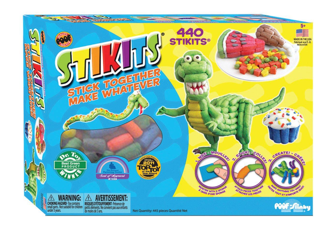 Stikits Kit-440 Pieces USA 9247